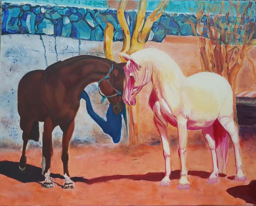 caballos Adriano