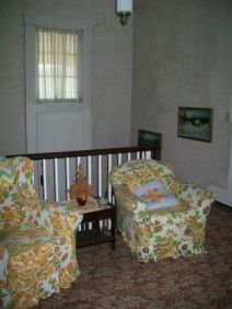 Greer Upstairs Sitting Area