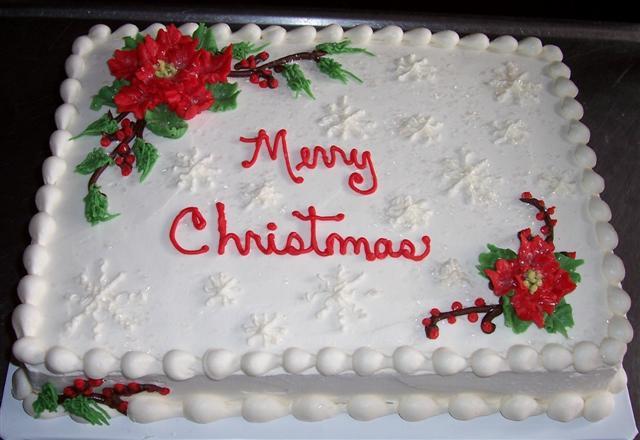 A Merry Christmas Snow Flake Cake Bettycake S Photo Blog