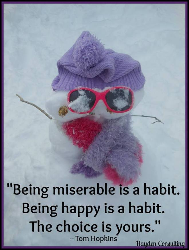 happy habit