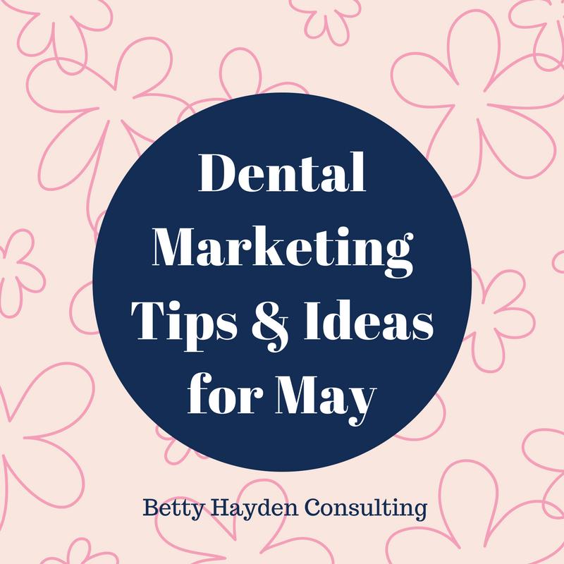 spring dental marketing ideas dental ideas