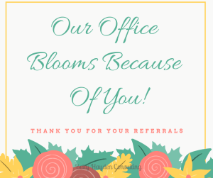 thank you dental referrals growing our practice betty hayden consulting