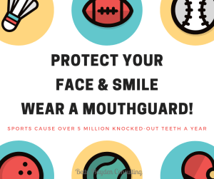 Dental Office Tips and Ideas Sports Safety