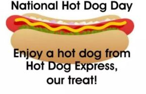 hot dog day dental office patient appreciation gifts