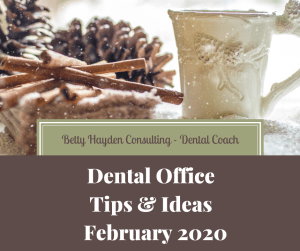 winter dental marketing tips and ideas