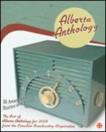 Alberta Anthology cover