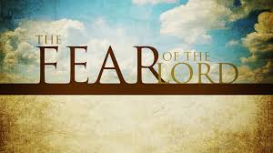 The Fear of Lord
