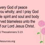 Healing the Soul of Man