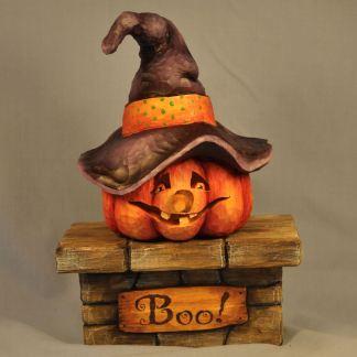 Boo Pumpkin