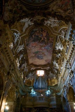 Santa Maria della Vittoria.