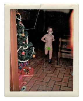 Holiday Streaker