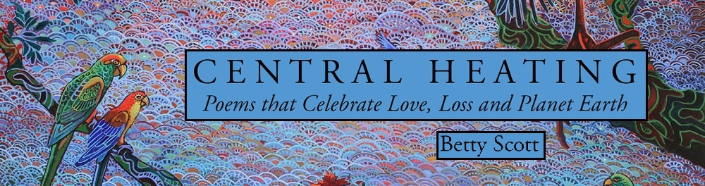 Central Heating, Poems Celebrating Love, Loss and Planet Earth