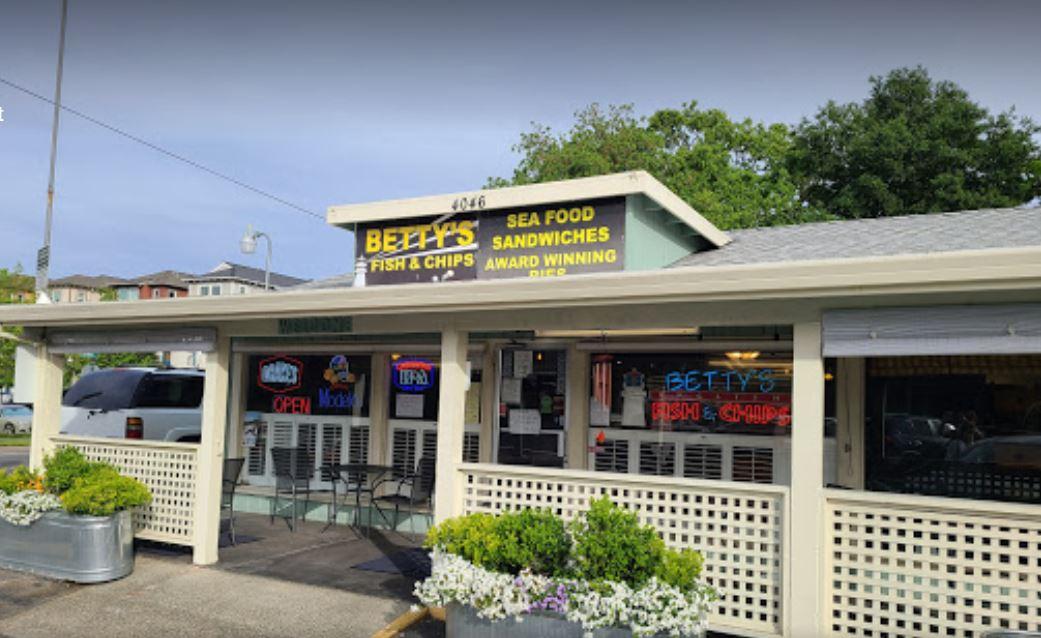 Betty's Fish and Chips Santa Rosa, California