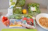 Rode bietjes salade met feta