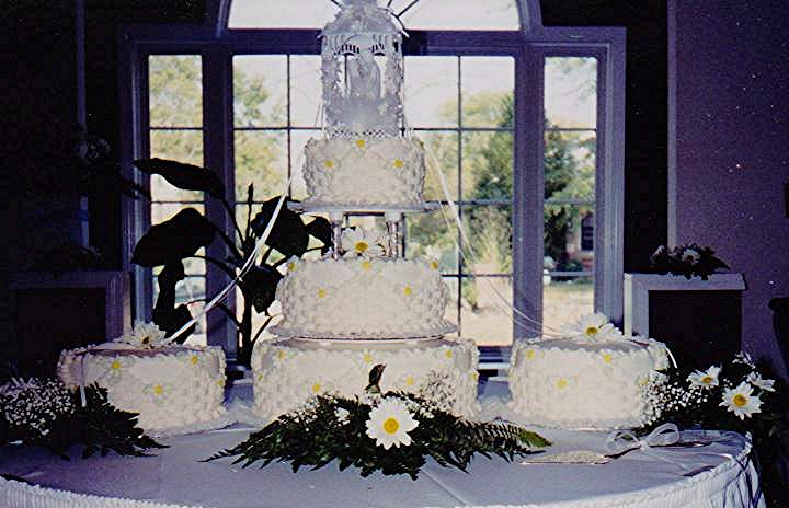Wedding Celebration Cakes  Baked with Love Inside