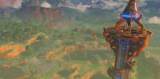 The Legend of Zelda: Breath of the Wild – новая ролевая игра для Wii U и Nintendo Switch