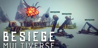 Besiege Multiverse Update