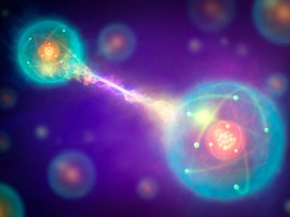 Осуществил квантовую телепортацию