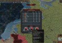 Hegemony in Europa Universalis IV