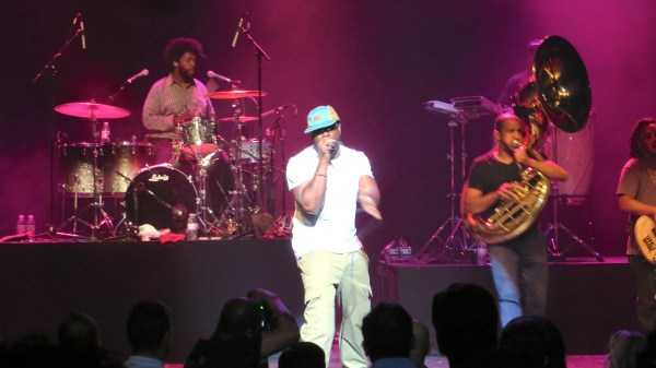 The Roots at Centennial Concert Hall in Winnipeg, Manitoba.