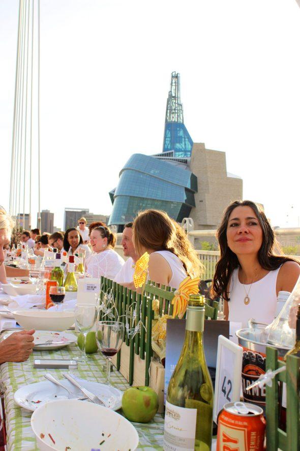 Winnipeg's best al fresco dining experience.
