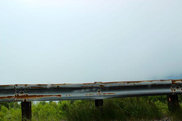 On top of Old Smokey, Cape Breton, Nova Scotia, Canada.