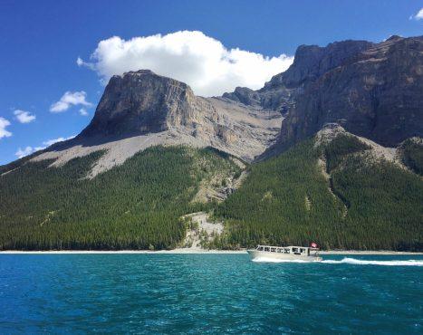 Banff Lake Cruise, Banff National Park