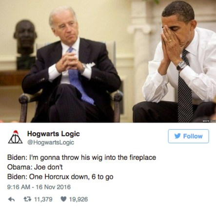 Best of 2016: Obama and Biden