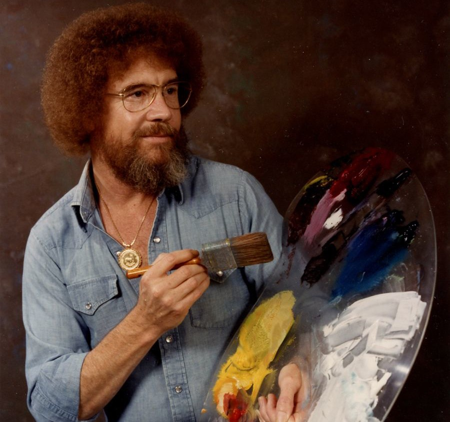 Best of 2016: Bob Ross