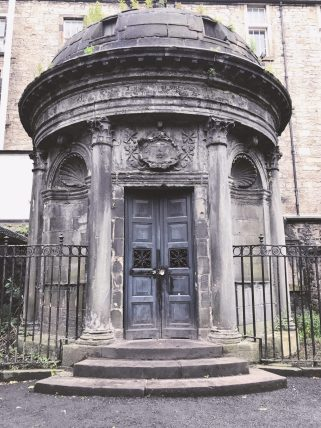 Greyfriars Kirk, Edinburgh, Scotland