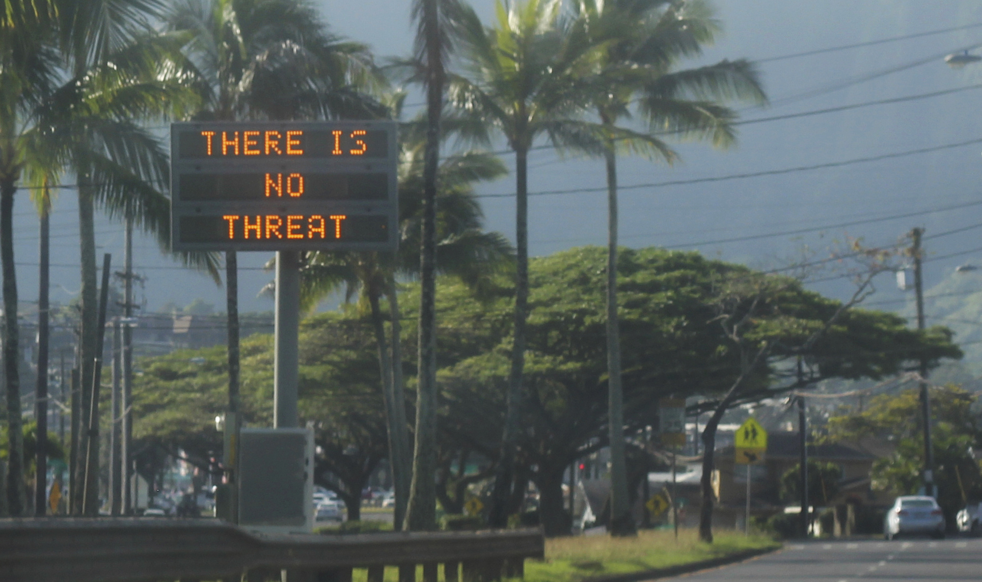 I went to Hawaii and all I got was this lousy missile crisis