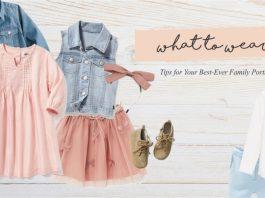 photoshoot wardrobe