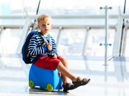 Traveling with Young Children? 14 Secrets for A Blissful Flight