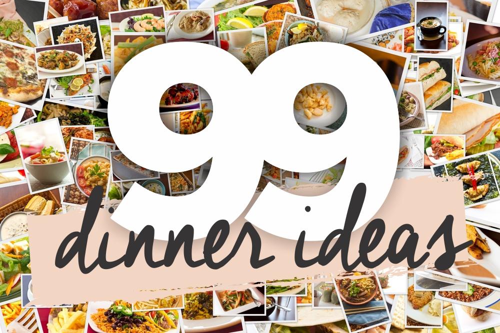 99 dinner ideas between carpools food dinner done forumfinder Images