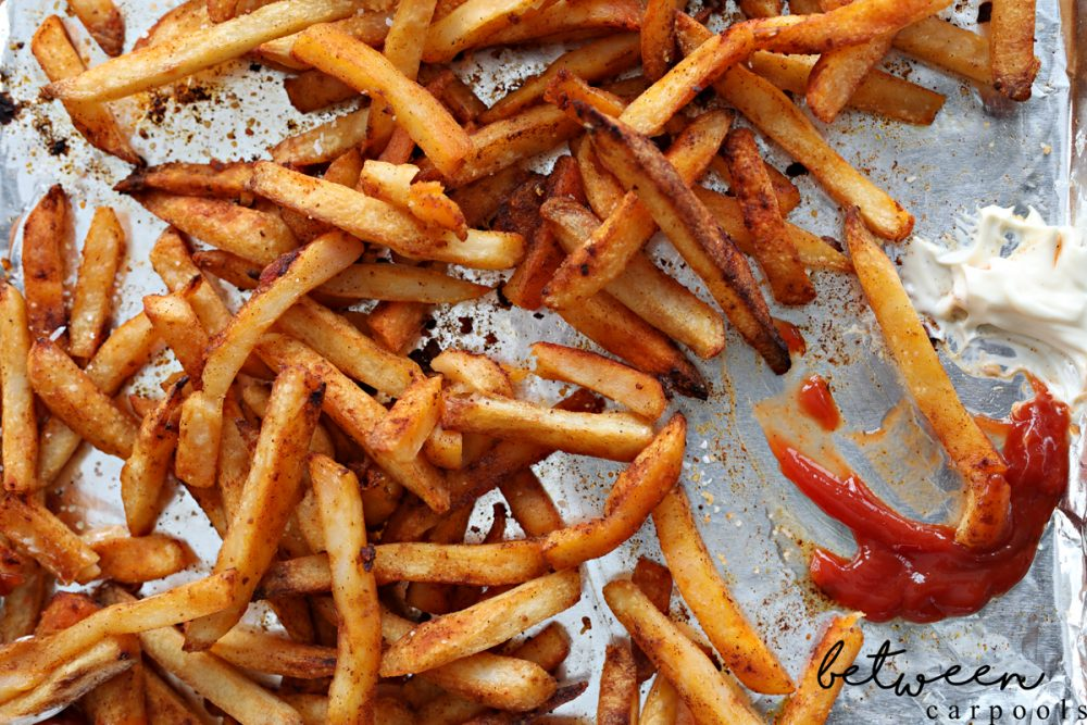 The Secret of the Best Frozen French Fries