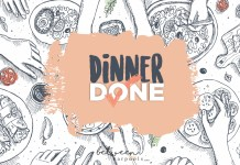 "Dinner Done series - every day ideas for supper and dinner. ""What are you making for supper?"" they each asked."