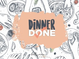 """Dinner Done series - every day ideas for supper and dinner. """"What are you making for supper?"""" they each asked."""