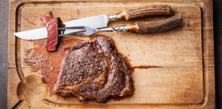 8 quick steps to a perfectly seasoned, perfectly done steak...every time.