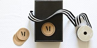 Do you scramble to each year to create the gift tags that will accompany your mishloach manos? Now you can download these custom monogrammed gift tags with your initial. Choose your letter and you'll receive 1 printable PDF including 8 assorted 3-inch monogrammed gift tags available for download after purchase for just $1! Print them out on kraft cardstock or the cardstock of your choice to complement your mishloach manos.