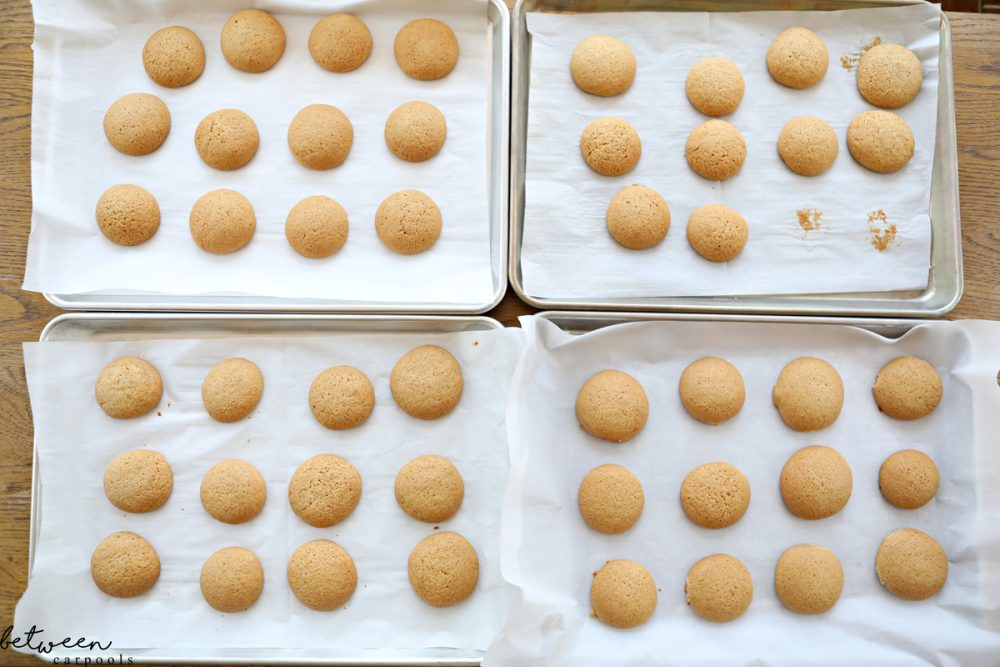 Do you skip making honey cookies for Rosh Hashanah because you don't love them so much? Well, you'll love these (and you'll probably love them all year too).