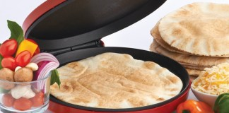 use the Betty Crocker Pizza Maker to prepare virtually any kind of meal, mess-free. (And it's perfect for meals on the go while traveling too.)