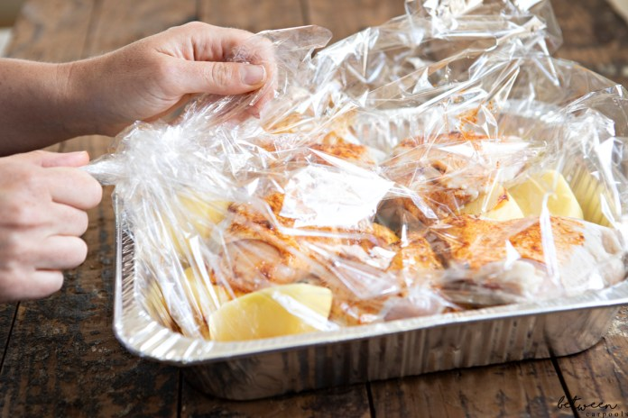 The Best, Moistest Chicken is Chicken in a Bag (Bonus: It's Cleanup Is Also the Easiest!) Never tried cooking chicken in a bag? You might not cook chicken without it again. It's easy, foolproof, and absolutely delicious.