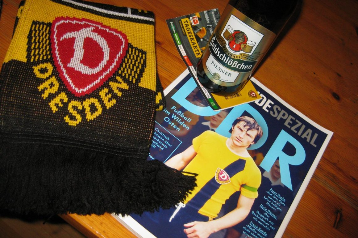 Away Days Football Army Dynamo Dresden Between Distances