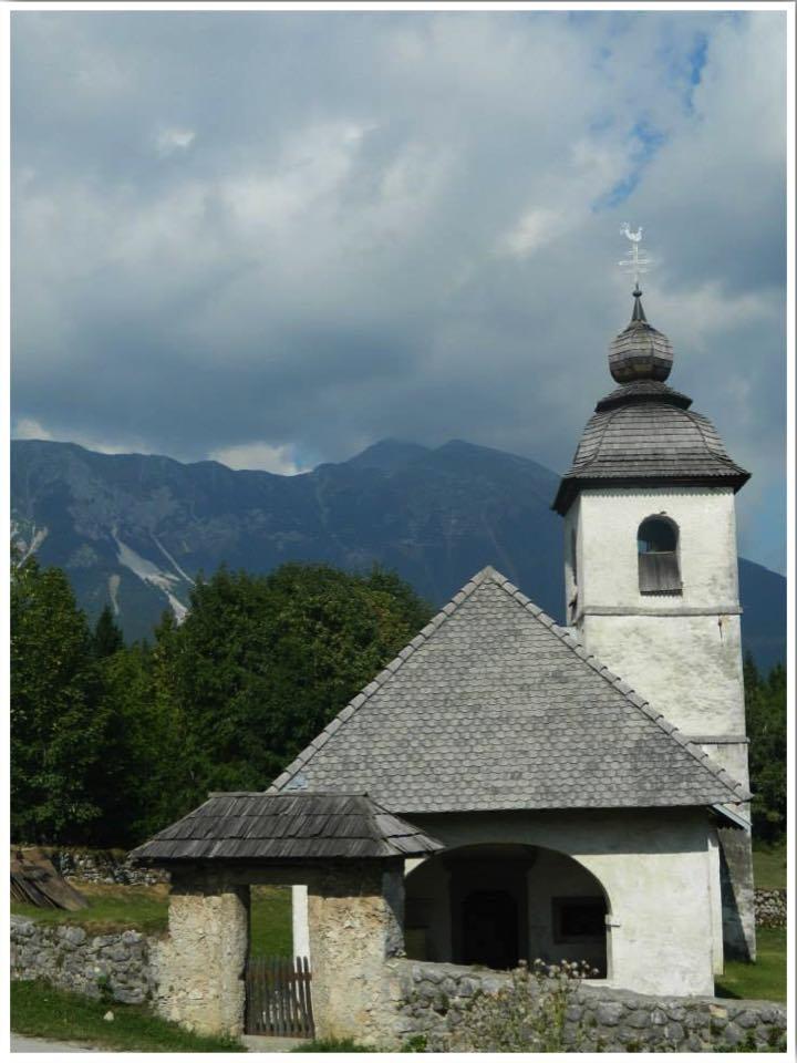 Lake Bled Village