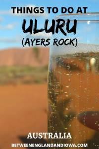 What to do in Uluru (Ayers Rock) Australia