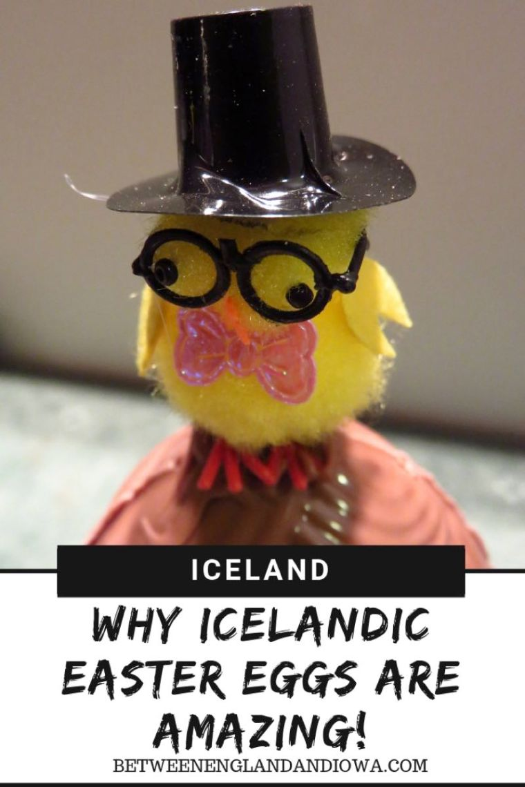 Easter Eggs Iceland - Why Icelandic Easter Eggs are AMAZING!