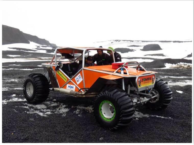 Formula Offroad Iceland