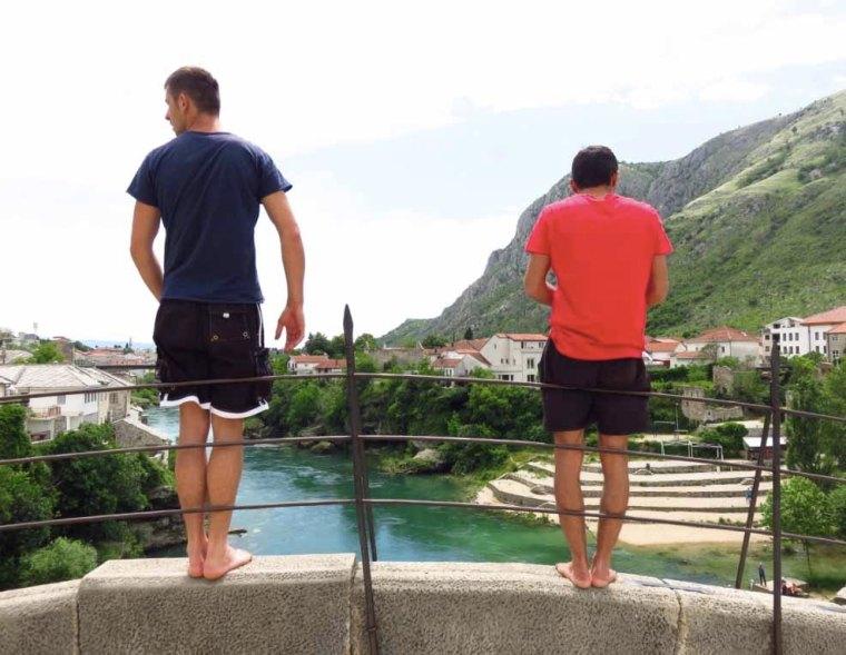 Mostar Bridge Jumpers