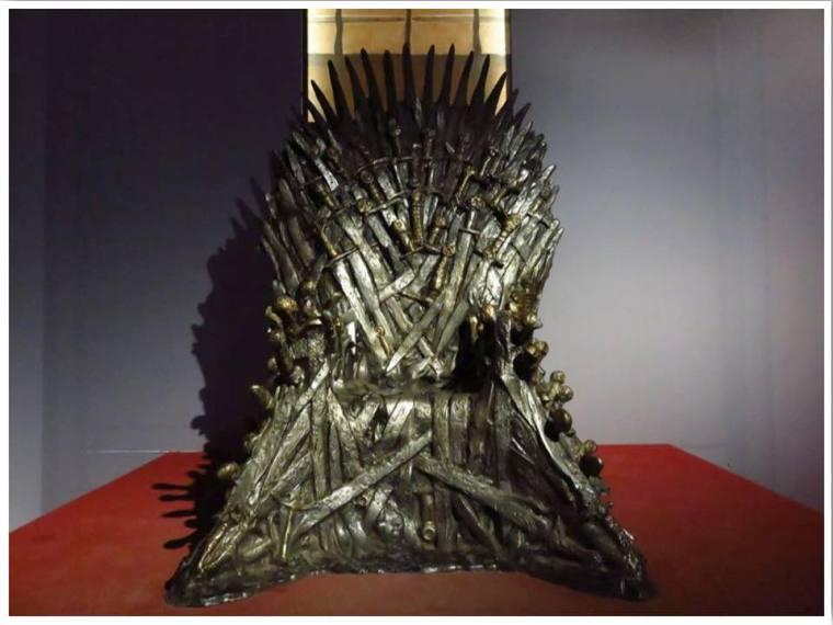 Lokrum Island Iron Throne Dubrovnik