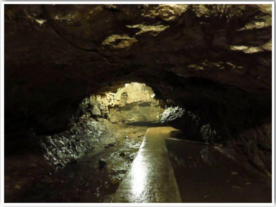 Maquoketa Caves Iowa